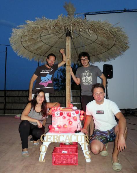 04.07.2015 L'equip de Lo Cercaurts  Sedó -  Aj TiF