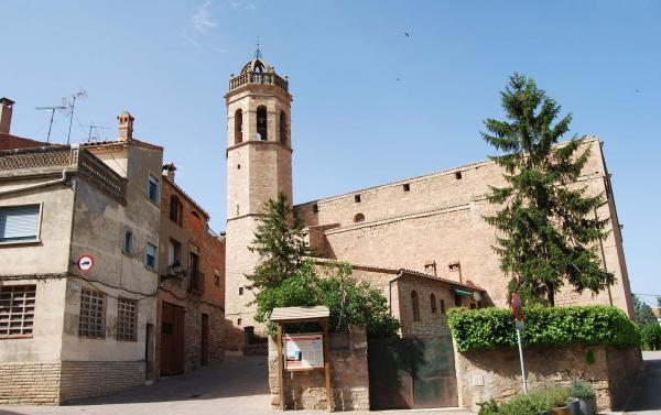 Església de Santa Maria - Autor Ramon Sunyer (2015)