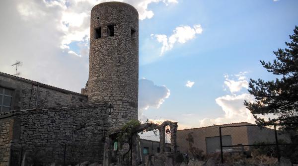 Tower of Gospí - Author Ramon Sunyer (2014)