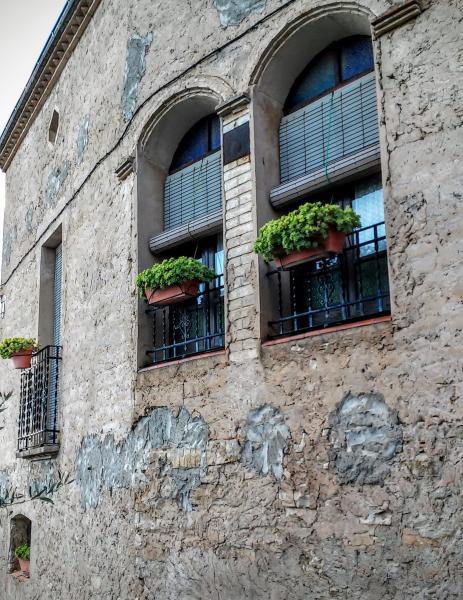 24.08.2014 detall casa  Gospí -  Ramon Sunyer