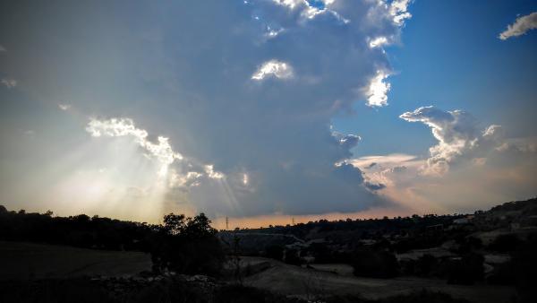 24.08.2014 paisatge  Gospí -  Ramon Sunyer