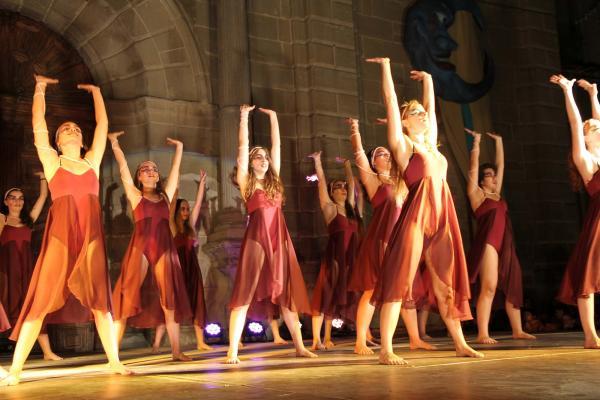 18.07.2014 Dansa de cloenda  Guissona -  mercatroma.cat