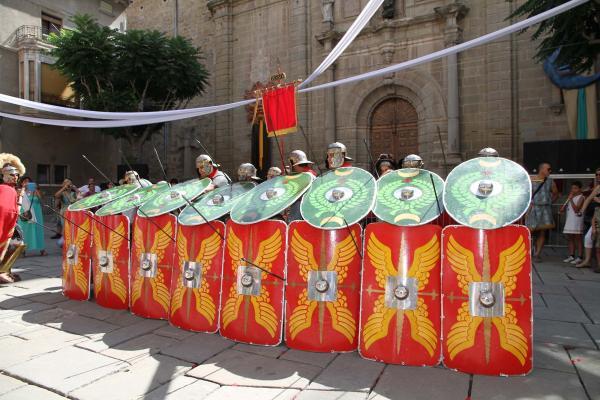 18.07.2014 La legió de Iesso  Guissona -  mercatroma.cat