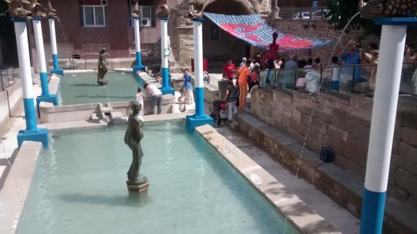 21.07.2015 les termes  Guissona -  Turisme Guissona