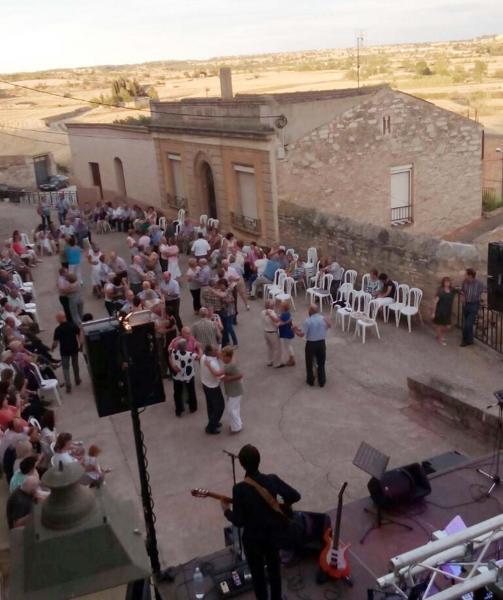 25.07.2015 La Festa major és per sant Jaume  Bellveí -  Aj TiF
