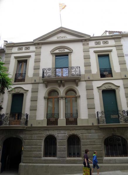 Bâtiment  cal Piteu - Auteur Turisme Guissona (2015)