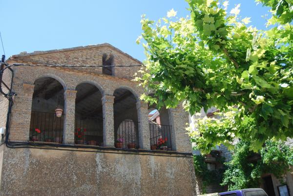 Edificio  Cal Torné - Autor Ramon Sunyer (2015)