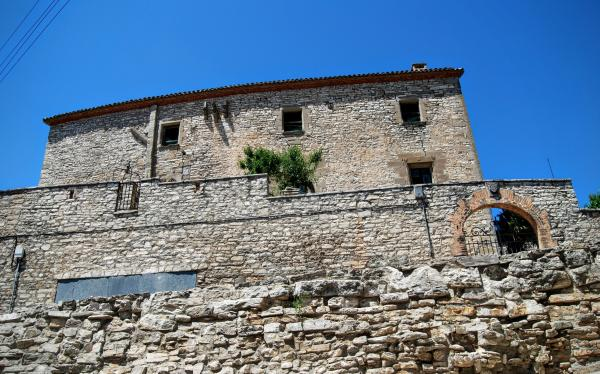Château de Estaràs - Auteur Ramon Sunyer (2015)