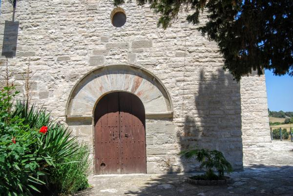 Église de Sant Julià - Auteur Ramon Sunyer (2015)