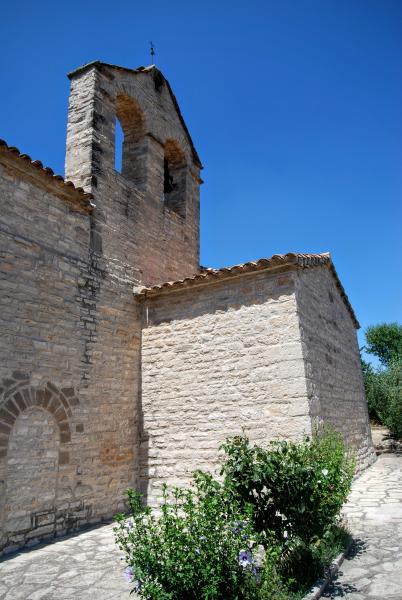 Església de Sant Julià - Autor Ramon Sunyer (2015)