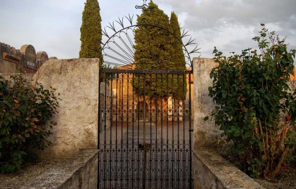 Capella de Sant Julià - Autor Ramon Sunyer (2015)
