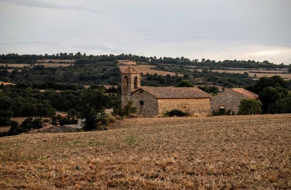 22.08.2015 Església Sant Andreu(XVIII)  Vilagrasseta -  Ramon Sunyer