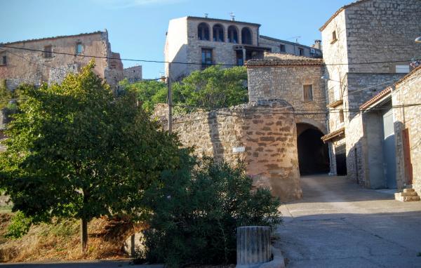 28.08.2015 Carrer del portal  Granyanella -  Ramon Sunyer