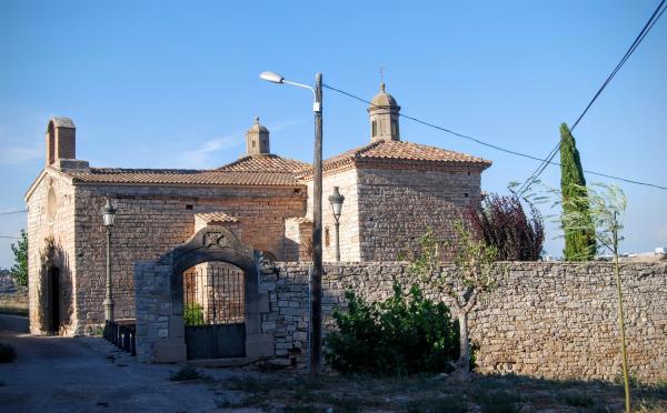 28.08.2015 Església de Sant Salvador  Granyanella -  Ramon Sunyer