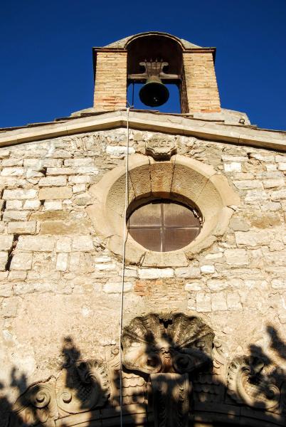 Église de Sant Salvador - Auteur Ramon Sunyer (2015)