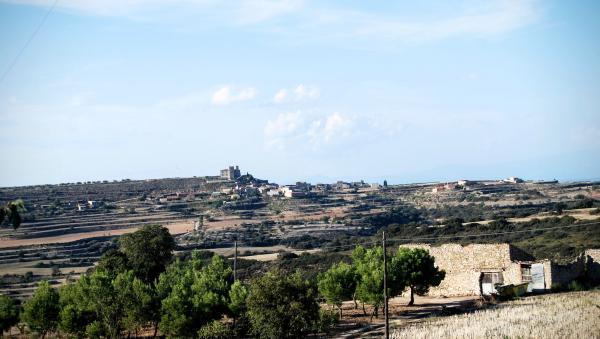 28.08.2015 Vista des de Granyanella  La Curullada -  Ramon Sunyer
