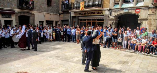 01.09.2015 Dansa priors i priores de sant Gil  Torà -  Ramon Sunyer