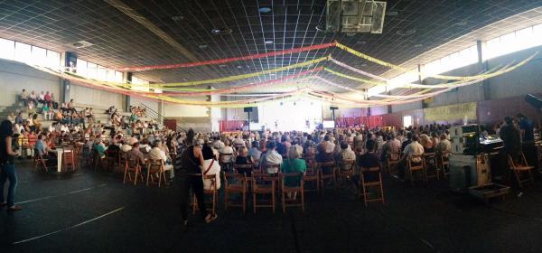 01.09.2015 Concert amb la Costa Brava  Torà -  Ramon Sunyer