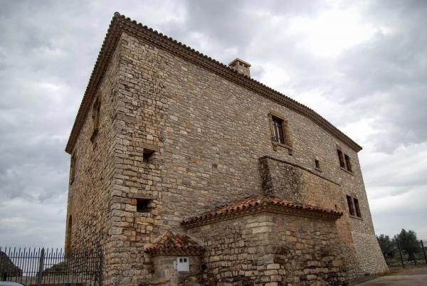 12.09.2015 castell  La Curullada -  Ramon Sunyer
