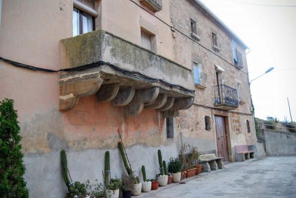 12.09.2015 balconada de pedra  La Curullada -  Ramon Sunyer