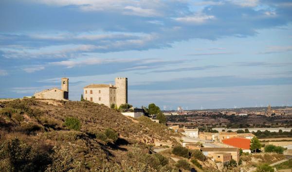 13.09.2015 castell  La Curullada -  Ramon Sunyer