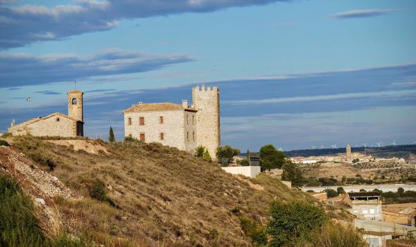 13.09.2015 Vista des de ponent  La Curullada -  Ramon Sunyer