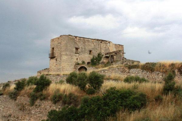 15.09.2015 Castell de Timor  Ribera d'Ondara -  Antonio Mora Vergés