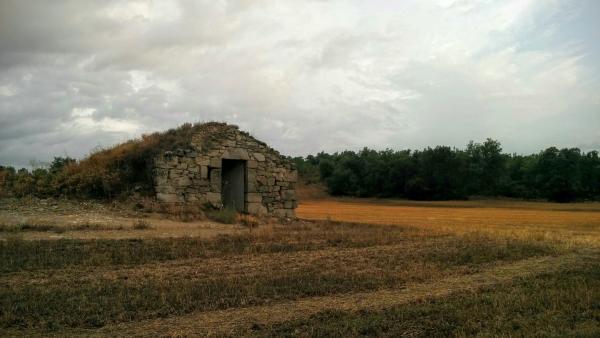 22.09.2015 Cabana de volta  Torà -  Ramon Sunyer