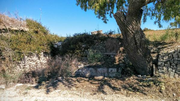 20.09.2015 Cabana 2 pedrís exterior  Massoteres -  Ramon Sunyer