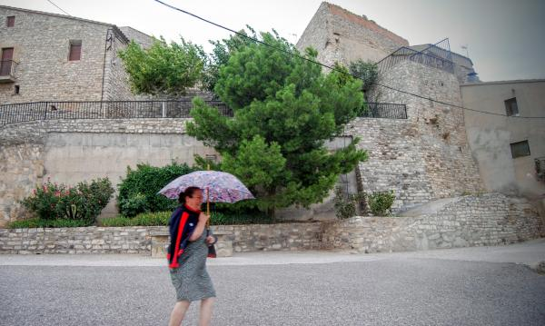 12.09.2015 plou  Fonolleres -  Ramon Sunyer