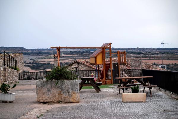 12.09.2015 parc infantil  Fonolleres -  Ramon Sunyer