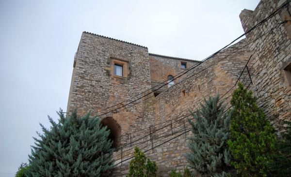 12.09.2015 castell  Fonolleres -  Ramon Sunyer