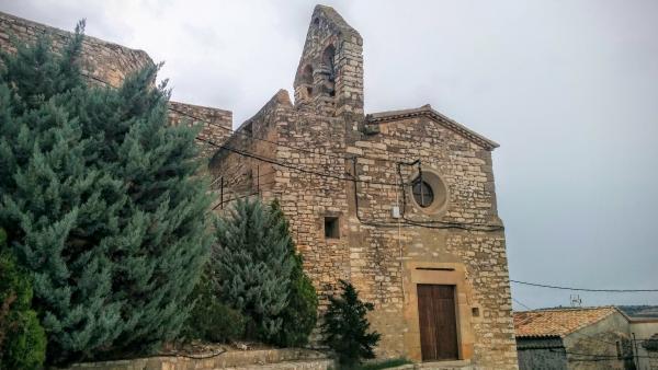 12.09.2015 Església  Fonolleres -  Ramon Sunyer