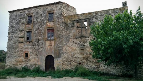 Torre de Saportella, o Molí de la Torre - Autor Ramon Sunyer (2015)