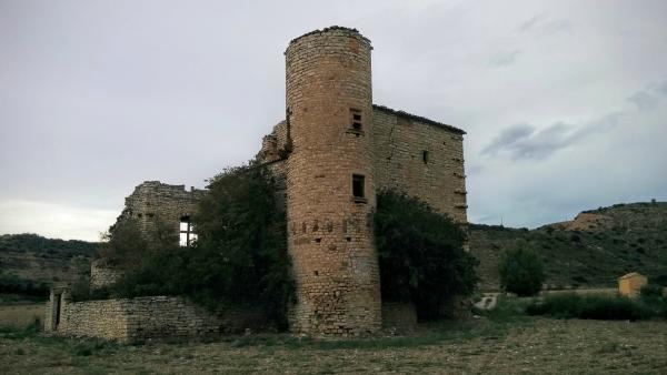 Tower of Saportella, o Molí de la Torre - Author Ramon Sunyer (2015)