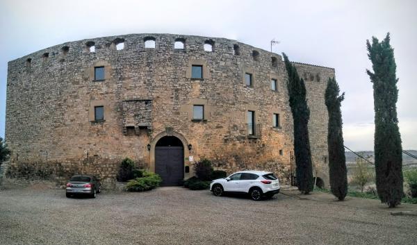 12.09.2015 Castell Fonolleres romànic (XI)  Fonolleres -  Ramon Sunyer