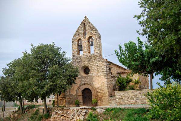 Church of Sant Jaume - Author Ramon Sunyer (2015)