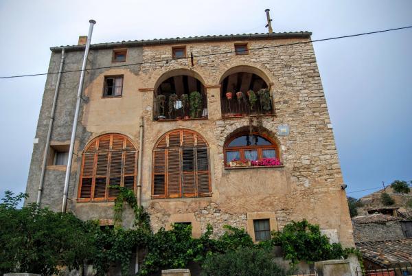 12.09.2015 casa  La Móra -  Ramon Sunyer