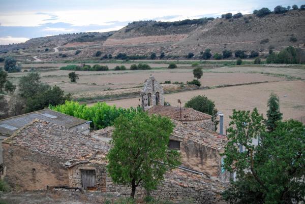 12.09.2015 poble  La Móra -  Ramon Sunyer