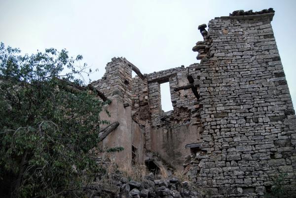 12.09.2015 castell  La Móra -  Ramon Sunyer