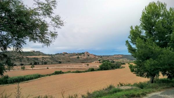 12.09.2015 vista de Fonolleres  La Móra -  Ramon Sunyer