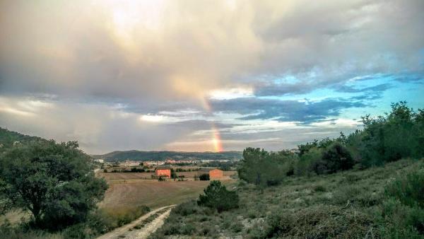 27.09.2015 L'arc de sant Martí  Torà -  Ramon Sunyer