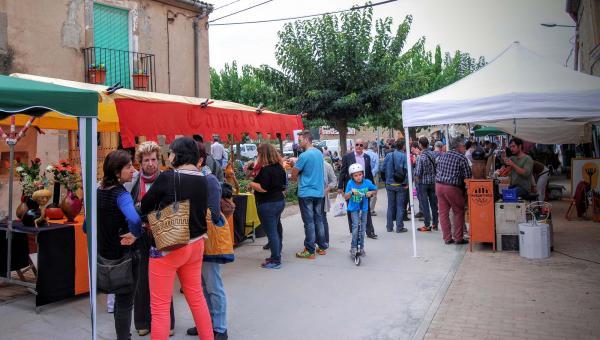 04.10.2015 fira de productes de la terra  Sedó -  Ramon Sunyer