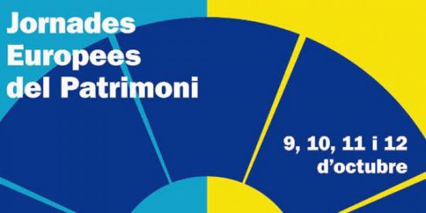 cartell Jornades Europees del Patrimoni 2015