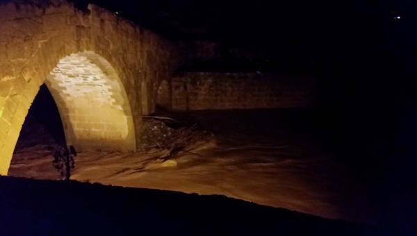 02.11.2015 El Llanera al pont de les Merites  Torà -  Jan Closa