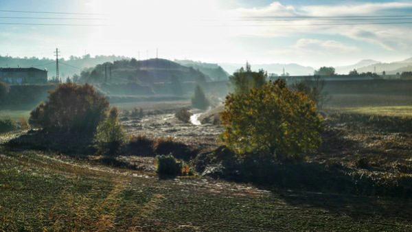 03.11.2015 El Llobregós  Torà -  Xavi Sunyer