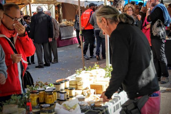 01.11.2015 formatges de Clua  Calaf -  Ramon Sunyer