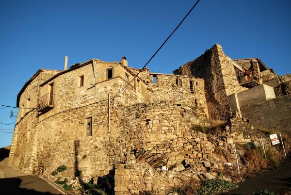13.09.2015 Exterior de la vila closa  Tordera -  Ramon Sunyer