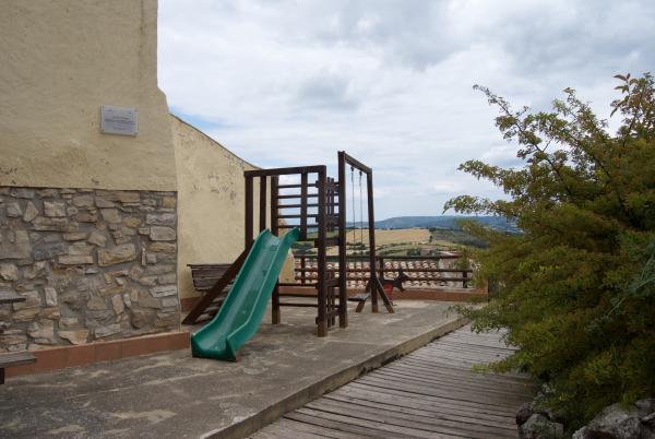 24.05.2015 parc infantil  Conill -  Ramon Sunyer