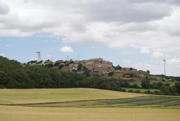 24.05.2015 vista  Conill -  Ramon Sunyer